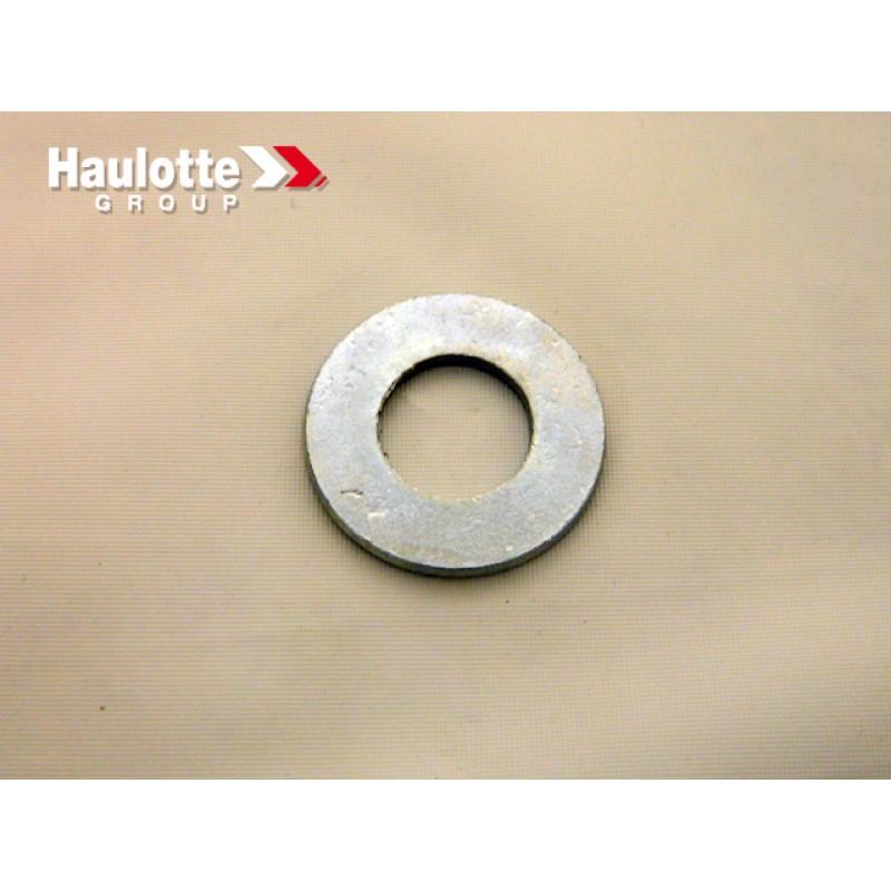 0090-0420 Biljax Haulotte Washer-sae-flat- 5/16-zinc BilJax