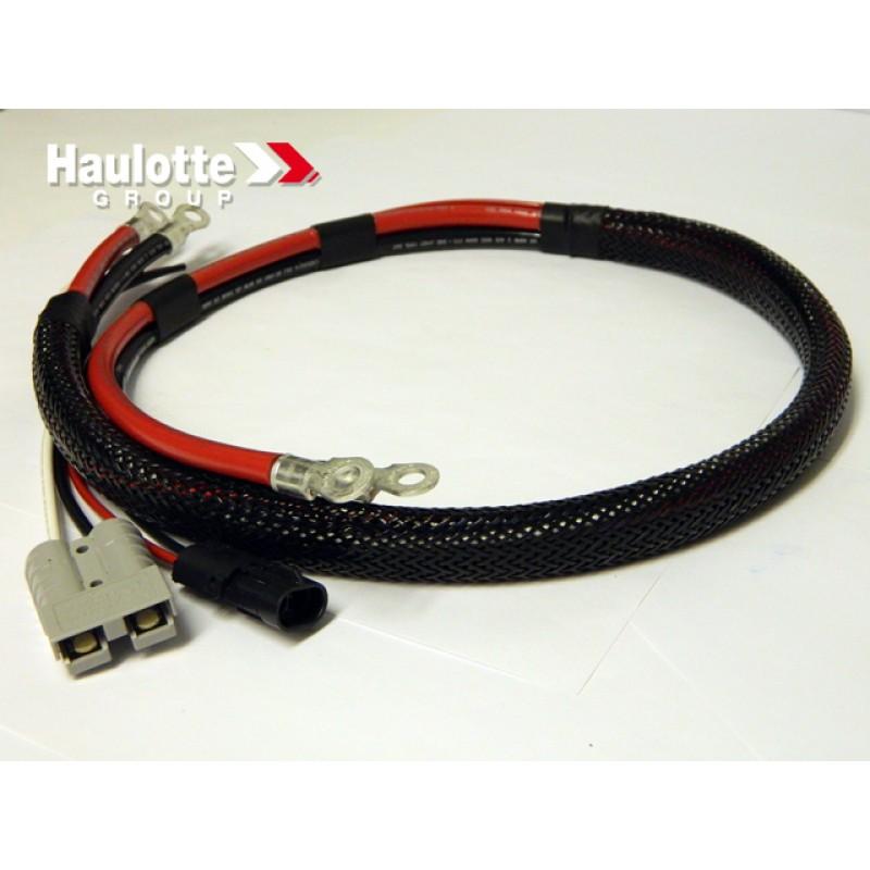E-00456-12 Haulotte Wire-Harness-Drive Motors-Fairfield BilJax